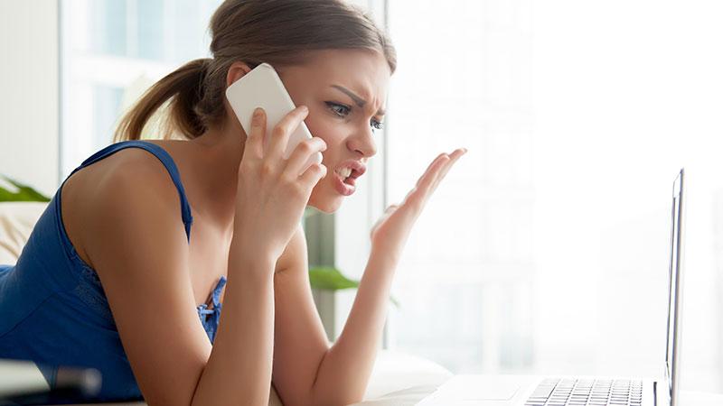 راههایی برای کنترل خشم