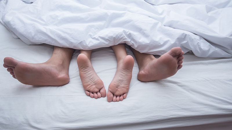 تنوع طلبی جنسی در زوجین