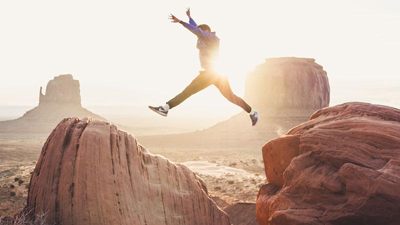 رسیدن به بلندترین قله ها با هدف گذاری در زندگی